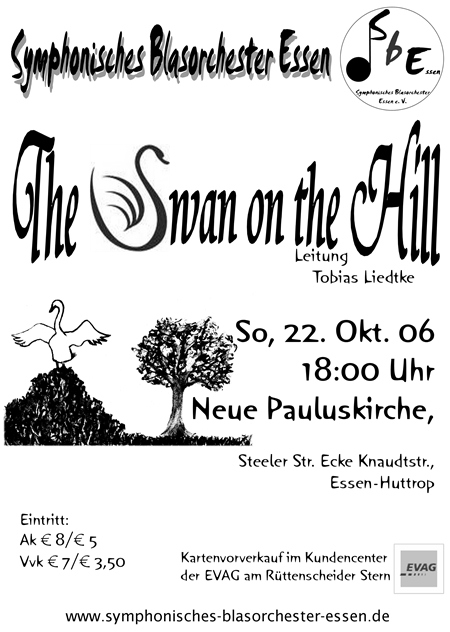 The Swan on the Hill